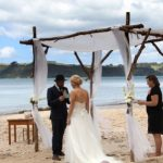 Abel Tasman beach weddings