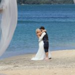 Abel Tasman wedding New Zealand