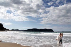 Bay of Island wedding in New Zealand