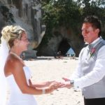 Eloping weddings Cathedral Cove