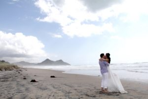 Eloping weddings Coromandel New Zealand
