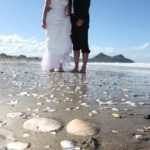 Coromandel beach weddings