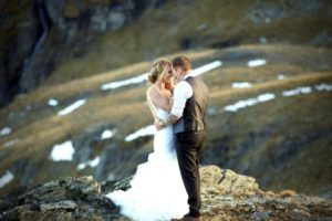 Mount Cook eloping weddings New Zealand