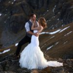 Mt Cook eloping weddings