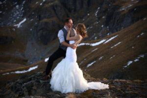 Mt Cook weddings New Zealand
