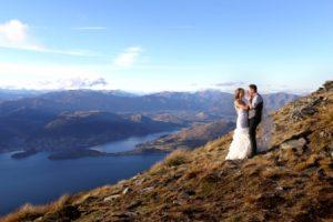 Eloping weddings Queenstown New Zealand