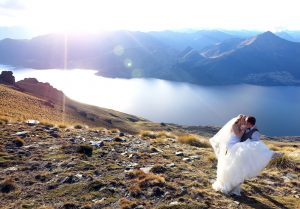 Wedding destinations New Zealand