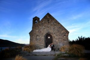 Tekapo eloping weddings New Zealand