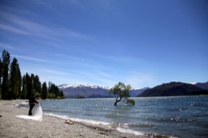 Wanaka eloping weddings New Zealand