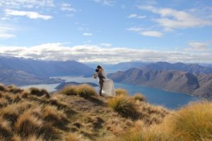 Wanaka eloping wedding